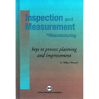 Inspection and Measurement in Manufacturing - Keys to Process Planning