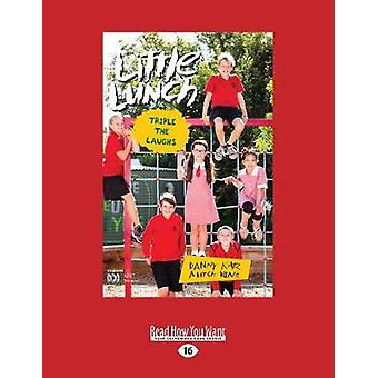 Triple the Laughs - Little Lunch by Danny Katz - 9781525256820 Book