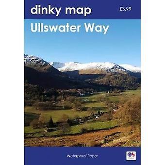 Dinky Dorrigo Dinky Map Ullswater Way by Tim Wilson - 9781906473464 B