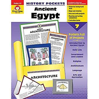 History Pockets, Ancient Egypt, Grades 4-6