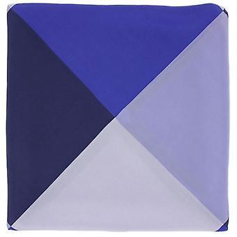 Michelsons of London Four Way Silk Handherchief - Purple