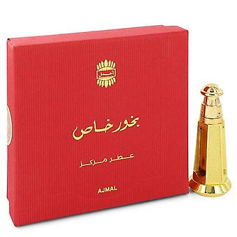Ajmal Bakhoor Khas Concentrated Perfume Oil (Unisex) By Ajmal 0.1 oz Concentrated Perfume Oil