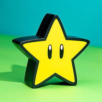 Super Star Light with Sound BDP | Officially Licensed Nintendo | Perfect Gift for Gamers | 12cm Tall | 3 x AAA