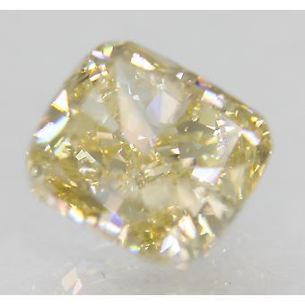 認定済み 1.50 カラット J カラー VVS1 クッション ナチュラルルーズ ダイヤモンド 6.4x5.85mm