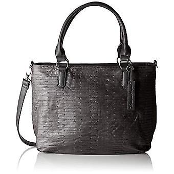 Fritzi aus Preussen ILKA Grey Woman Bag (Grey (Anthra 153/Eagle)) 13x30.5x33 cm (B x H x T)