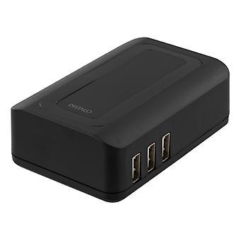 Station de recharge USB avec 6 ports USB