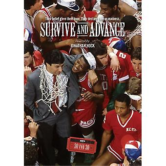 Survive & Advance [DVD] USA import