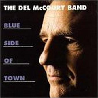 Del McCoury - Blue Side of Town [CD] USA import