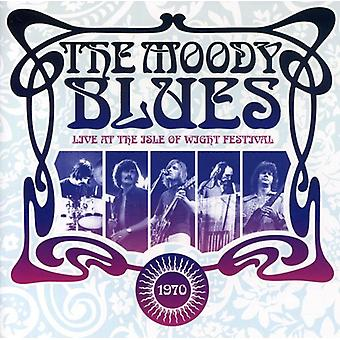 Moody Blues - Live at the Isle of Wight Festival 1970 [CD] USA import
