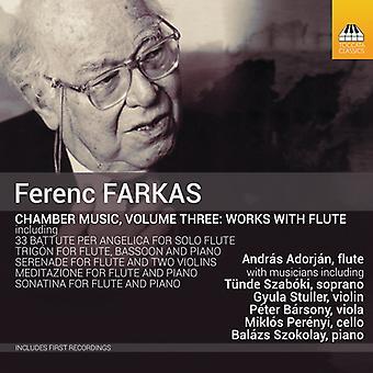 Chamber Music 3 [CD] USA import