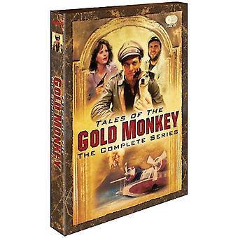 Verhalen van de gouden aap: Complete serie [DVD] USA import