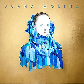 Juana Molina - Wed 21 [CD] USA import