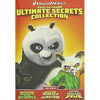 Kung Fu Panda: Ultimate Secrets Collection [DVD] USA import