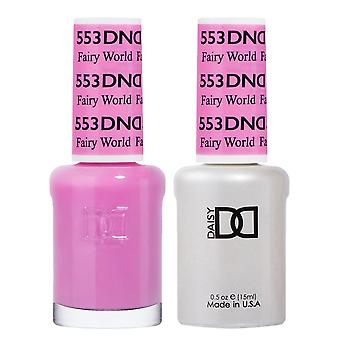 DND Duo Gel & Nail Polish Set - Fairy World 553 - 2x15ml