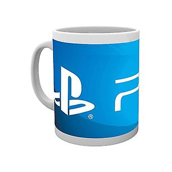 PlayStation, Mug - PS4 Logo