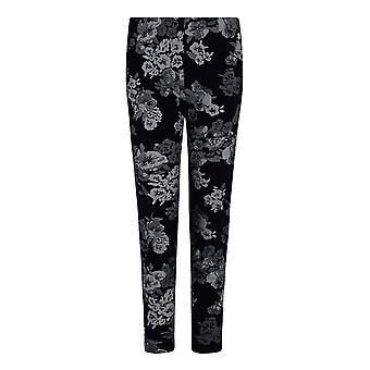 TIGI Flower Print Trousers