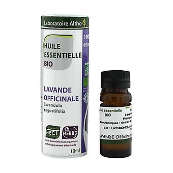 Lavender essential oil 10 ml of essential oil