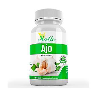Garlic Oil 120 softgels of 500mg