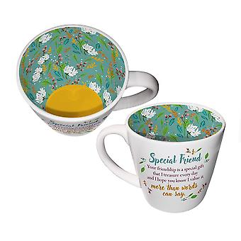 Two Up Two Down Inside Out Mug - Special Friend