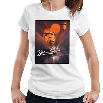 Original Stormtrooper Now Parody Women's T-Shirt