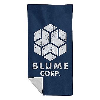 Blume Corp Watchdogs Beach Towel