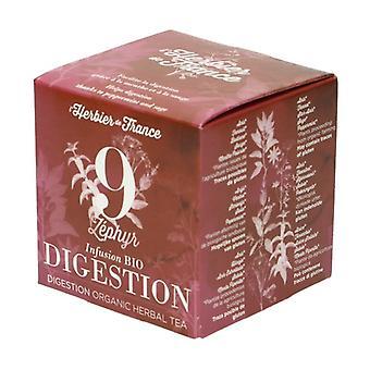 Infusione Digestione N - 9 15 sacchetti di infusione da 1,5 g