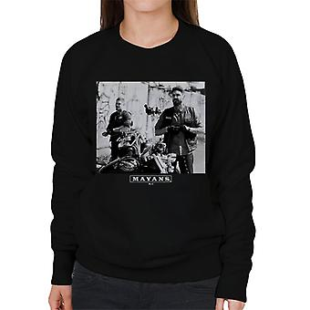 Mayans M.C. Motorcycle Club Ezekiel Reyes EZ Angel Reyes Women's Sweatshirt