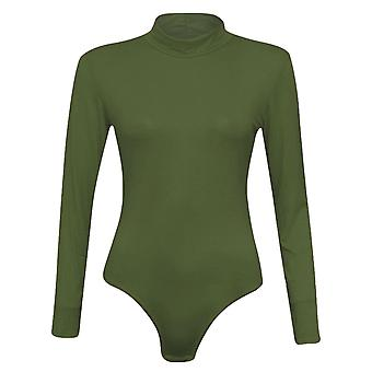 Ladies Turtle Neck Bodysuit