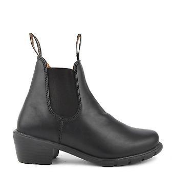 Blundstone Women's 1671 Black Heeled Boots