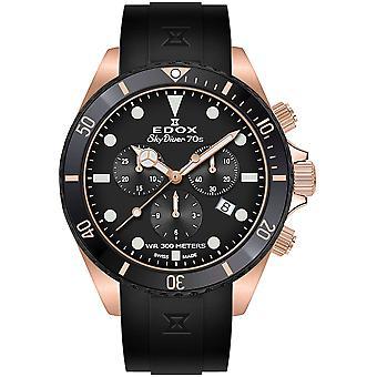 Edox 10238 37RNNCA NI Skydiver Men's Watch