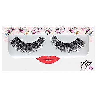 Lash XO Premium False Eyelashes - Cassidy - Natural yet Elongated Lashes