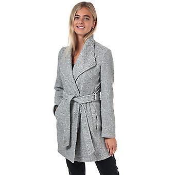 Women's Vero Moda Brushed Dora Jacket em Cinza