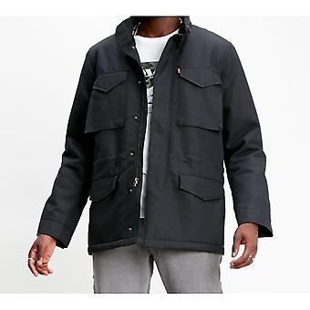Levi's® Levis Sherpa Field Coat (black)