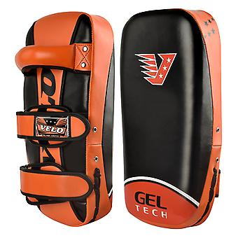 VELO Curved Thai Arm Pads V3