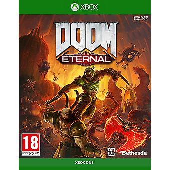 Doom Eternal Xbox One Game