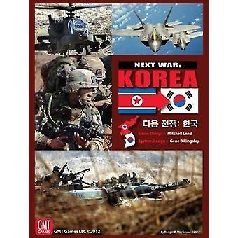 Prochaine guerre: Corée