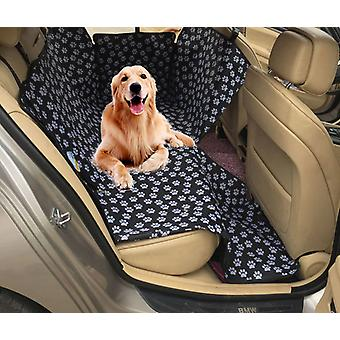 Dog Car Seat Cover, Mats Protector With Safety Belt
