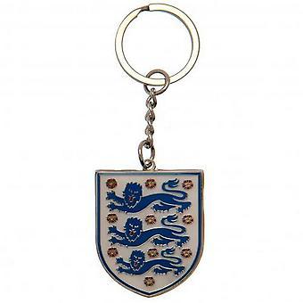 אנגליה FA מתכת Keyring