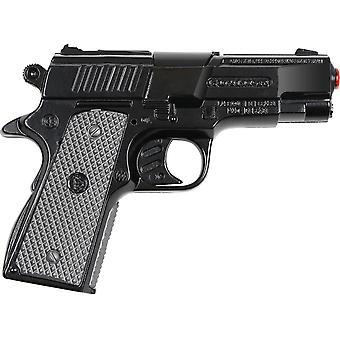 CAP GUN - 46/6 - Gonher Police Pistol 8 Shots