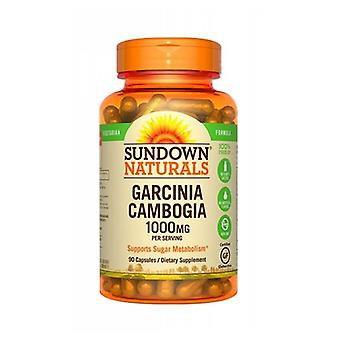 Sundown Naturals Garcinia Cambogia, 1000 mg, 12 X 90 Caps