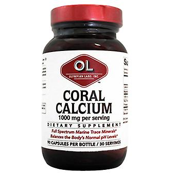 Olympian Labs Coral Calcium, 90 caps