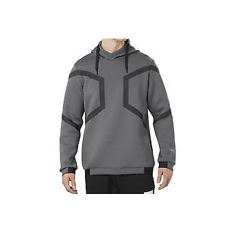 アシックスヘキサゴンPOフーディ153343027ユニバーサルオールイヤー男性スウェットシャツ