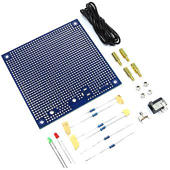 94x94mm Electronics Prototyping Set