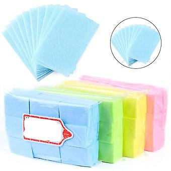 Nail Wipes Bath Manicure Gel Lint  - Cotton Napkins For Nails