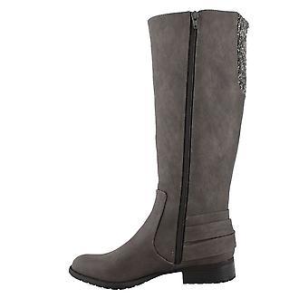 LifeStride Womens X-Amy Almond Toe Knee High Fashion Boots