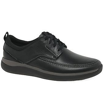 Clarks Garratt Street Herren Casual Schuhe