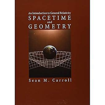 Ruimtetijd en geometrie: een inleiding tot algemene relativiteit