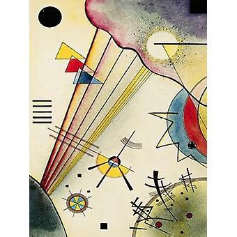 Deselezionare connessione Poster stampa di Wassily Kandinsky