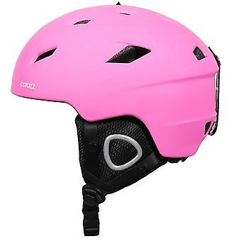 Ski Helmet With Safety Certificatesnowboard Helmet Cycling/skiing Snow