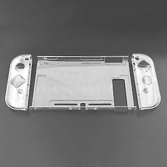 Capa protetora do saco traseiro claro para a tampa de casos nx do Nintendo Switch Ns